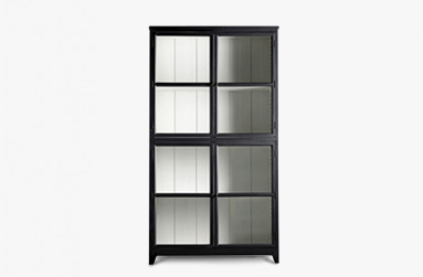 Cabinets in Acacia